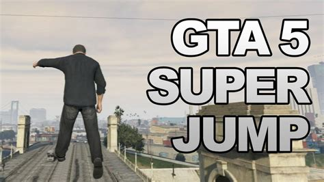super jump gta 5 cheat codes ps3 gta 5 super jump cheat code ign video