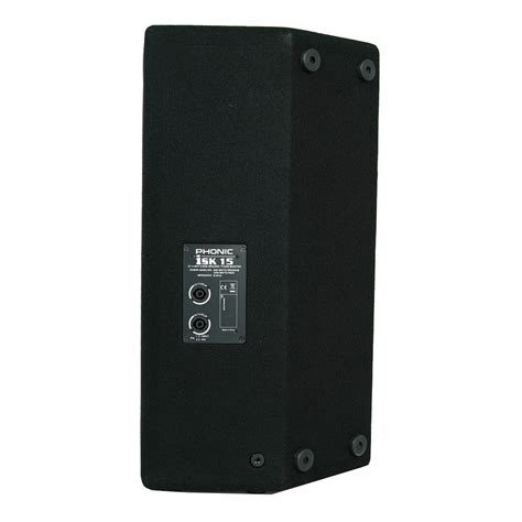 Speaker Monitor Isk Ds5a phonic isk15 dual 15 quot diffusore passivo pa b stock a gear4music