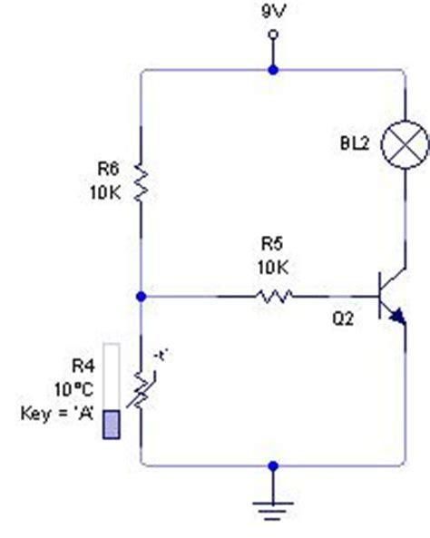 Lu Lemari Led Otomatis Dengan Sensor rangkaian sensor suhu thermostat ademayem