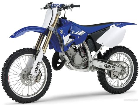 Wallpaper Sticker 125 yamaha yz125 1024 x 768 wallpaper