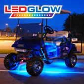 Lighting Kart Bodies Blue Led Golf Cart Glow Neon Light Kit Ezgo Kart