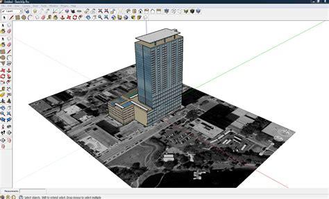 tutorial sketchup google earth sharing sketchup models on google earth geniusdv training