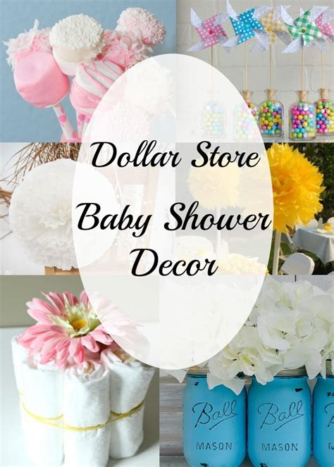 Cheap Baby Shower Items by Inexpensive Baby Shower Centerpiece And Decor Ideas All