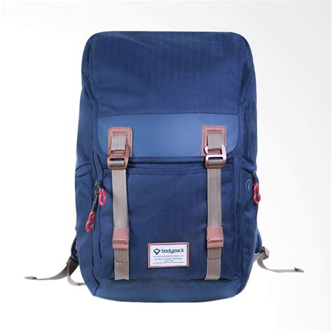 Tas Ransel Blue jual bodypack glasgow tas ransel blue harga kualitas terjamin blibli
