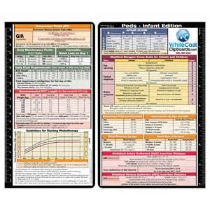 Whitecoat clipboard pediatric label