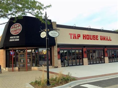 tap house grill celebrates new palatine location