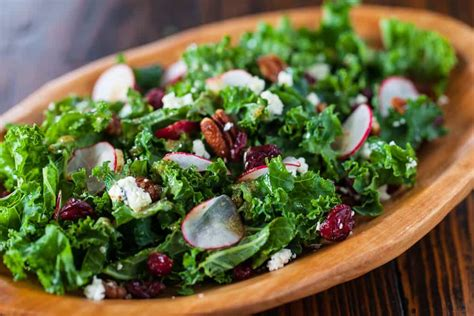 Smitten Kitchen Kale Salad by Kale Salad With Cherries And Pecans Steamy Kitchen Recipes