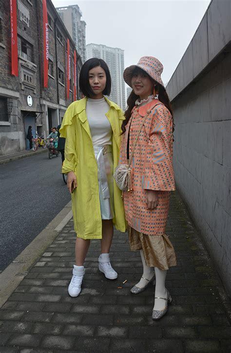 shanghai street style fashion week edition thatsmagscom