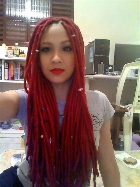 hair style with color yarn pinterest the world s catalog of ideas