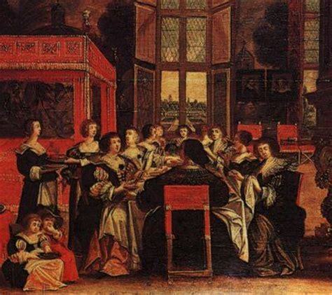illuminismo milanese salon gathering