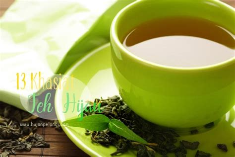 serba serbi teh hijau dan khasiatnya hujanpelangi