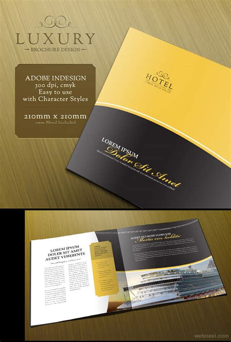 brochure designs best 26 best and creative brochure design ideas for your