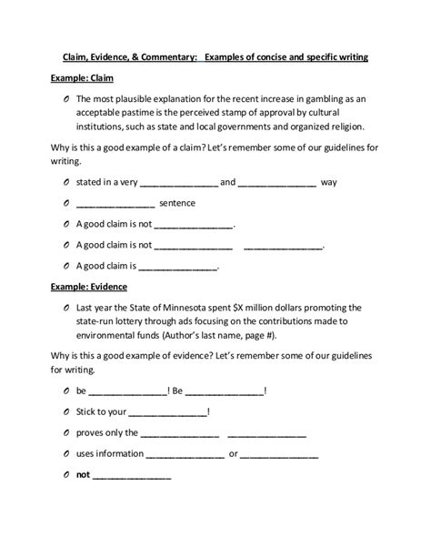 guided notes template guided notes template why guided notes ap human