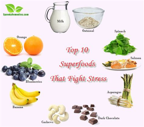top ten superfoods guide book books top 10 superfoods that fight stress home remedies by