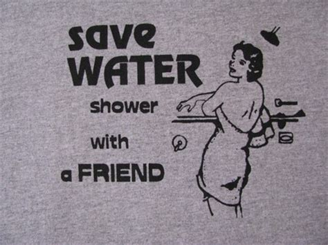 save water shower with a friend shower curtain 17 very funny shower pictures and photos