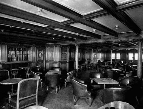 Titanic Interior by Tour Inside Titanic 1912 Damn Cool Pictures