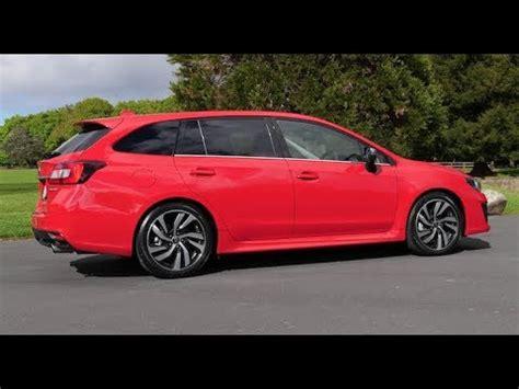 2018 Wrx Wagon by 2018 Subaru Levorg Review Wrx Engine Marries Wagon