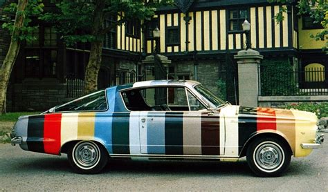 just a car barracuda paint colors the best of display i think on the vehicle