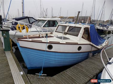 types of fishing boat uk 21ft fishing boat colvic type parkstone bay for sale in