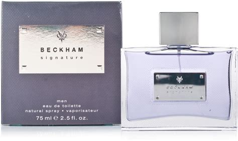 David Beckham To Launch Mens Bodywear And Fragrance Line by Buy David Beckham Signature Edt 75 Ml In India