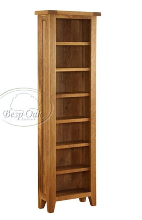 vancouver oak cd dvd bookcase oak furniture solutions