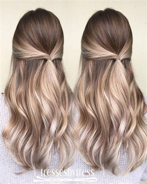 hair color idea 20 beautiful balayage hair color ideas trendy