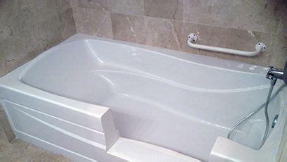 how to cut a bathtub one day bath tub cuts tile reglazing tub to shower