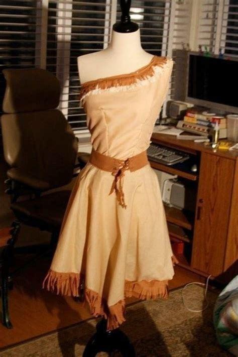 Handmade Pocahontas Costume - pocahontas costume 183 a princess costume 183 dressmaking on