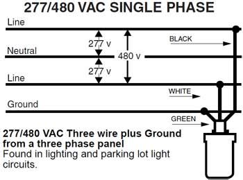 277 volt wiring diagram webtor me