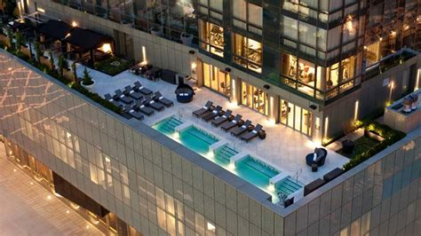 roof top bar soho soho nyc pool bars trump soho new york bar d eau nyc hotels with pools