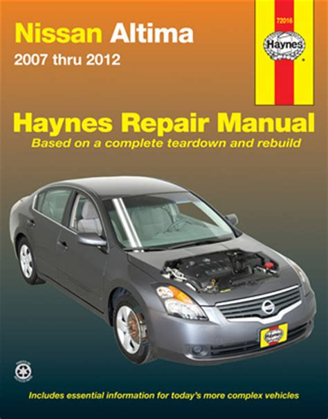 automotive air conditioning repair 1993 nissan altima windshield wipe control nissan altima haynes repair manual 2007 2012 hay72016