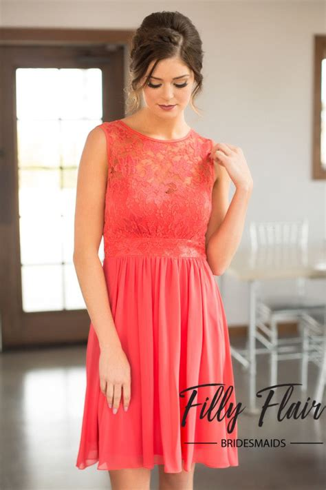 coral colored dress coral colored bridesmaid dresses wedding dresses