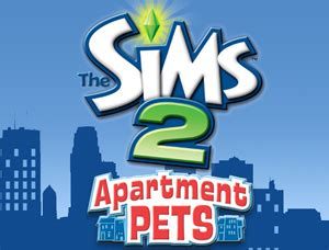 Sims 2 Apartment Pets The Sims Division Archives Vooks