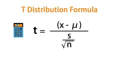 distribution formula calculator excel template