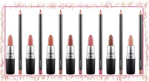 Lip Liner Mac mac lip kits in mac lipstick lip pencil duos