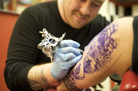 taking care of new tattoo expert provides tips about how to take care of new