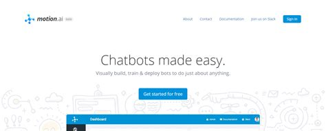 motion ai easily create artificial 9 tools to create your own chatbots
