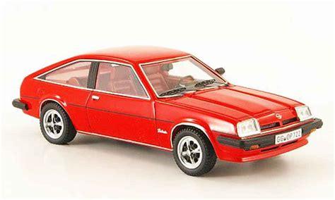 opel manta 1980 opel manta b cc berlinettred 1980 neo diecast model car 1