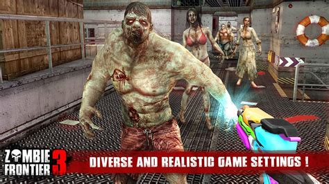 mod game zf3d zombie frontier 3 shot target android apps on google play