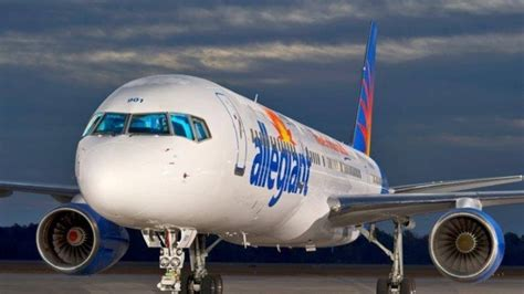 allegiant air issues mesa gateway confident after 60 minutes report