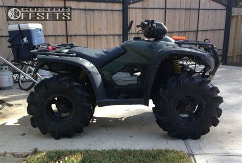 2006 honda foreman 500 wheel offset 2006 honda foreman 500 outside flares lift 2