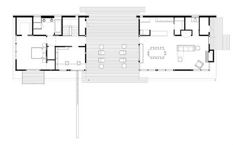 modern dog trot house design modern dogtrot home plans