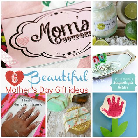 ideas for mothers day handmade gift ideas for mother s day