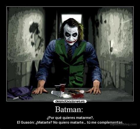 imagenes de el joker con fraces las 13 frases m 193 s 201 picas del joker cuidado podr 237 as