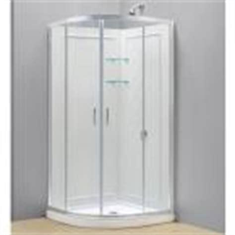 Fiberglass Shower Inserts Home Depot by Shower Stalls Kits Showers The Home Depot