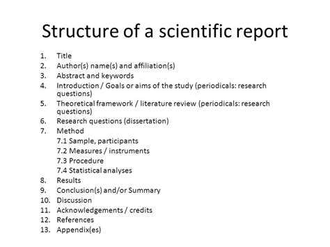 scientific dissertation structure steps to structuring a science paper editors will take