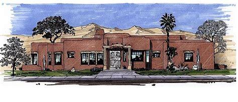 santa fe southwest house plan 54604 28 best sw adobe homes images on pinterest adobe homes