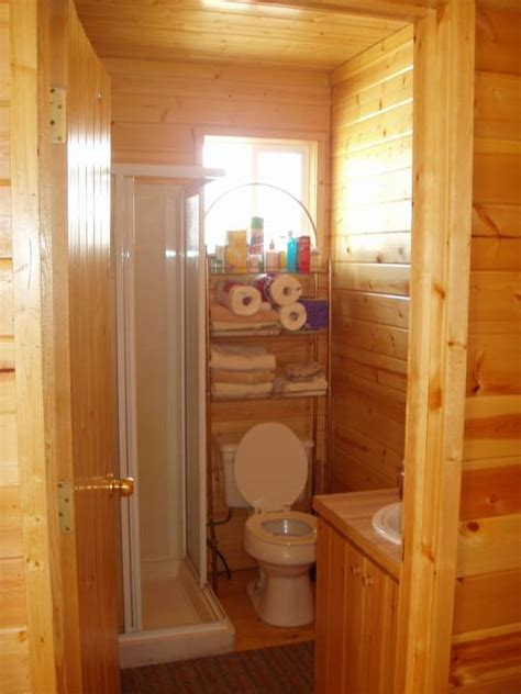 cabin bathroom ideas tomichi creek trading post