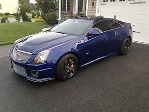 Used 2011 Cadillac Cts Coupe For Sale Rebuilt Cts V Cadillac Coupe