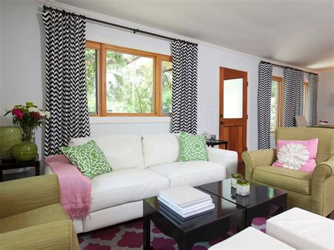 chevron curtains in living room chevron curtains in living room living room